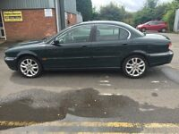 JAGUAR X TYPE BREAKING COMPLETE CAR ALL FULLY TESTED AND DESPATCHED SAME DAY