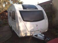 2013 2 berth Touring Caravan
