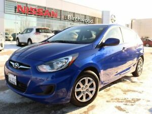 2013 Hyundai Accent L Local Vehicle, Great Condition!