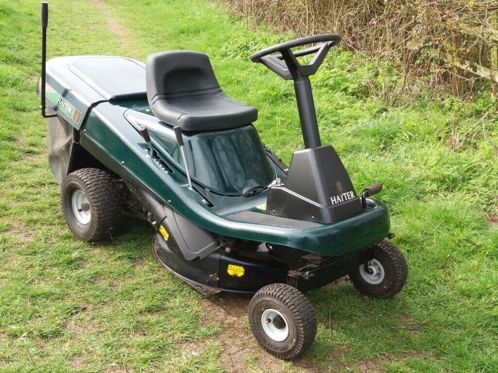 Hayter Heritage 10/30 Ride On Mower Excellent Condition 30 inch Cut | in  Bedford, Bedfordshire | Gumtree