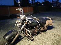 Suzuki Marauder 125 Rat rod, Chopper, Bobber learner legal