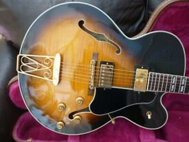 gibson es350t c92 litd edition full scale