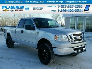 "2007 Ford F-150 4WD SuperCab 133"" STX"