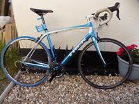 TREK DOMANE 4.3, 2014, 56cm carbon frame with Shimano 105 compact groupset and brakes £550