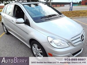 2009 Mercedes-Benz B-Class ** CERT ETEST ACCIDENT FREE ** $8,799