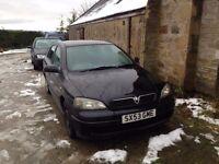 Vauxhall Astra, few month mot