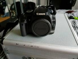 Canon D400 and lenses