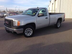 2010 GMC Sierra 1500 Regular Cab-*8 ft box!! Hard t