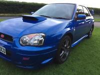 Subaru Impreza wrx sti U.K.