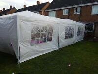 tent garden party