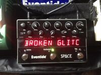 Eventide Space Reverb *Practically Unplayed & New.
