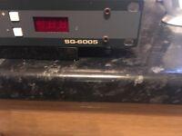 Kramer SG 6005 Genlock Multistandard Black Burst / Bar Generator