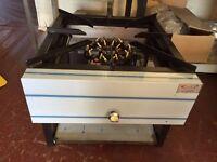 Commercial Catering Multi Jet Gas Burner Cooker EN0349