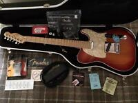 Fender USA Deluxe telecaster 60th anniversary