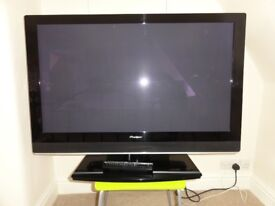 Pioneer 42inch Plasma TV Great picture quality for gaming!