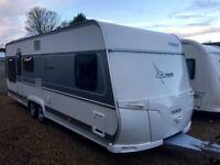 Fendt Caravan 650 Le Vouge (2014/15) Like Hobby/Tabbert