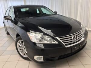 2012 Lexus ES 350 Touring Package: Fully Serviced, Leather.