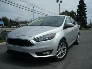 2015 Ford FOCUS SPORT A HAYON