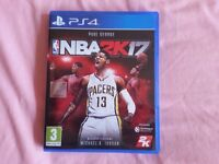NBA 2k17 PS4 Used
