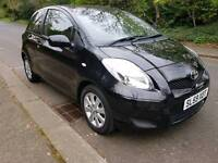 2009 Toyota Yaris Tr Vvt-I - 1.0 Petrol - 56,000 Miles Only - Drives Great - Cheap Insurance & Tax