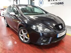 Seat Leon Fr Tdi - WILSONS AUCTION