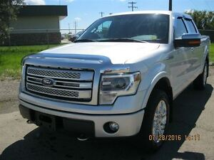 2013 Ford F-150 Platinum - ACCIDENT FREE! FINANCE NOW!!