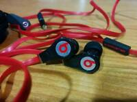 Earphones Monster Beats By Dre