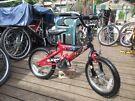 power ranger bike