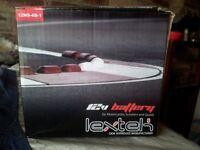Motorcycle 12v battery