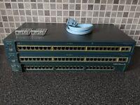 3x Cisco Catalyst - 2x 2950 + 1x 2900 XL (bundle)