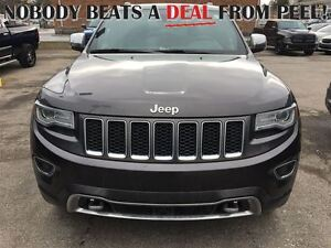 2014 Jeep Grand Cherokee Overland **FULLY LOADED**