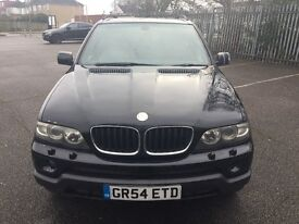 BMW X5 3.0 d Sport 5dr.....full service history ....swap ,,,px well come