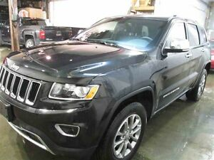 2016 Jeep GRAND CHEROKEE LIMITED 132$ /SEM + TX   Limited