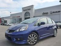 2013 Honda Fit Sport Bluetooth 16 Alloys Keyless Entry Traction