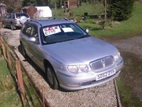 rover 75 estate £550 O-N-O