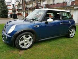 MINI COOPER S REPLICA 2002 1 YEAR MOT
