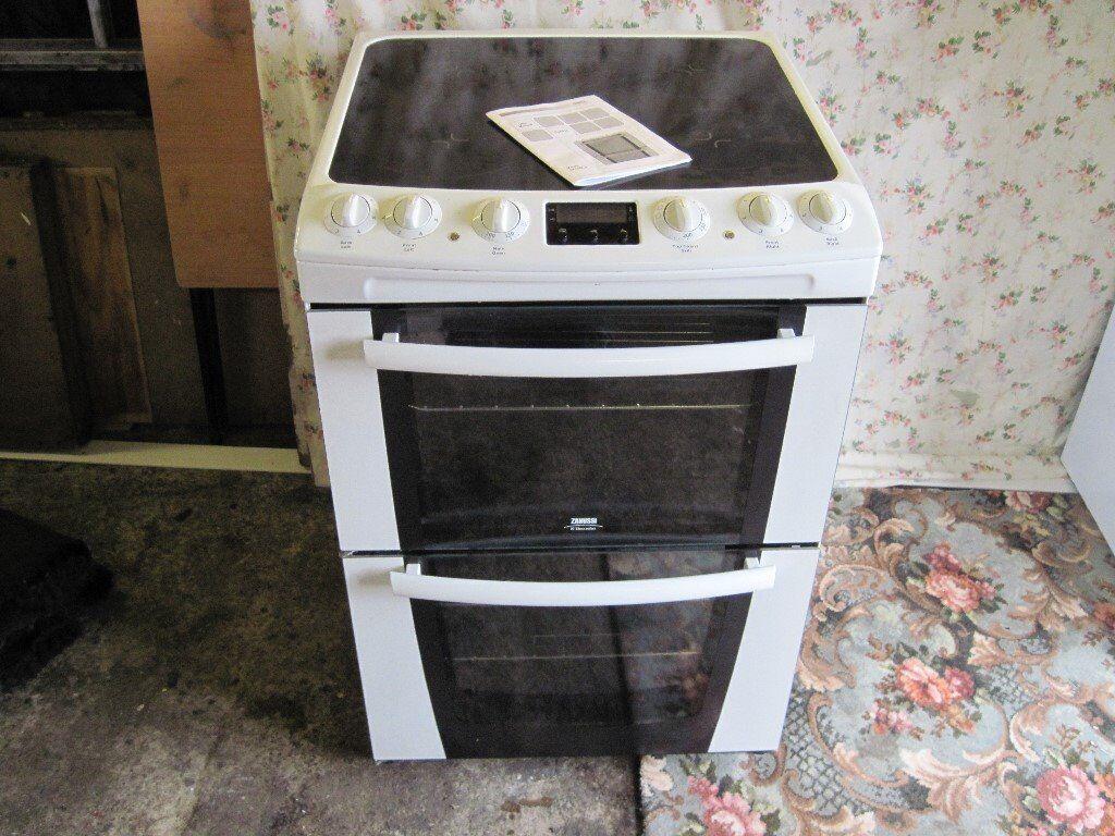 ZANUSSI ZKC6020 Free standing cooker