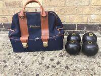 Bowls bag & Bowls
