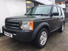 Land Rover Discovery 3 2.7 TD V6 S 5dr 7 SEATER 4WD