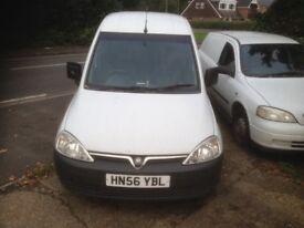 Vauxhall combo 56