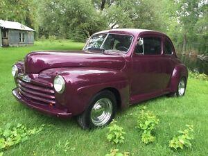 1947 Mercury 114 coupe