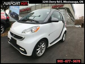 2014 smart fortwo electric drive PASSION/GLASS ROOF/AIR/POWER /A