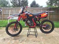 YZ125 Custom With Dating Certificate (Not Kx 125, Cr 125, CRF 250)