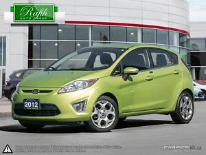 2012 Ford SES -