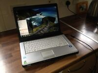 Toshiba Good spec Windows 7 Laptop computer in Very good condition