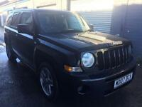 SALE! Bargain Jeep Patriot sport, 2.0 diesel 4x4 long MOT ready to go