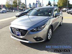 2015 Mazda MAZDA3 GS, Sky Activ moonroof