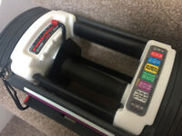 Details about POWERBLOCK SPORT 9.0 STAGE 1 ADJUSTABLE DUMBBELLS