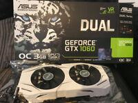 Asus GeForce GTX1060 3GB RRP £239