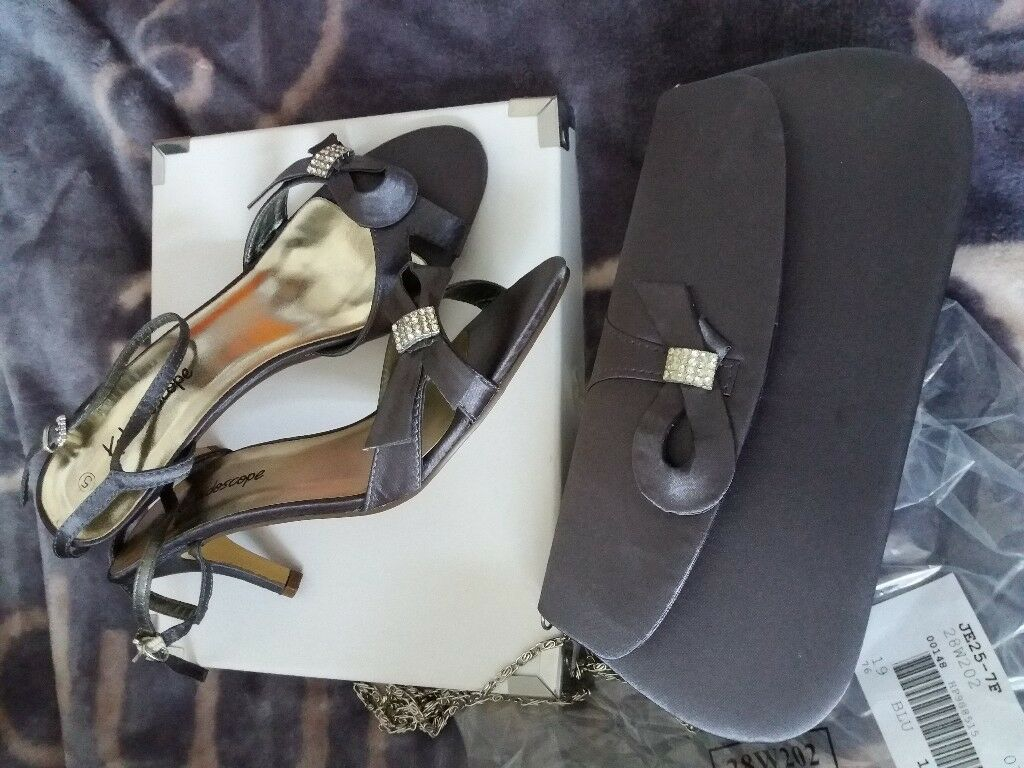 45b666d08e8 Ladies occasion party shoes and bags size 5 ..8 different pairs available
